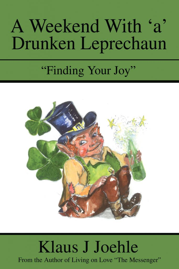 Drunken Leprechaun by Klaus Joehle